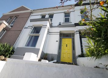 Thumbnail 5 bed terraced house for sale in Furzehill Road, Plymouth