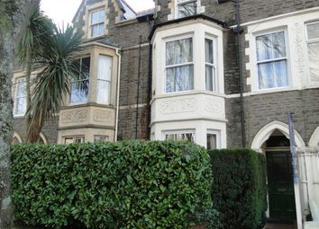 Thumbnail 1 bed flat to rent in Conway Road, Pontcanna, Cardiff