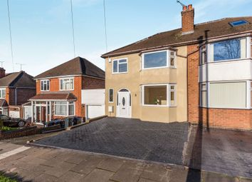 Thumbnail 3 bed semi-detached house for sale in Cromwell Lane, Quinton, Birmingham