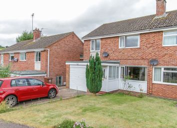 Thumbnail 3 bed semi-detached house for sale in Tuckers Meadow, Crediton