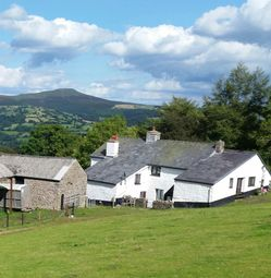 Thumbnail 5 bed detached house for sale in Llangattock, Crickhowell