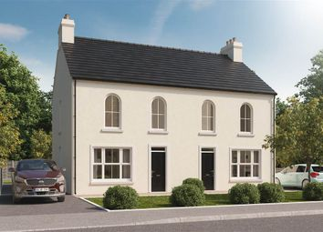 Thumbnail 3 bed semi-detached house for sale in 24, Hartley Hall, Greenisland