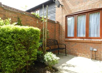 Thumbnail 1 bed maisonette to rent in Wentworth Close, Heathlake Park, Crowthorne