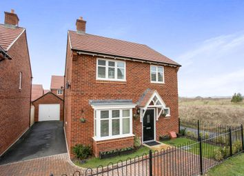 Thumbnail 4 bed detached house for sale in Lancelot Way, Amesbury, Salisbury