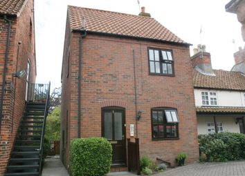 Thumbnail 2 bedroom terraced house to rent in Tannery Lane, Folkingham, Lincolnshire