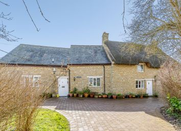 Thumbnail 4 bed detached house for sale in Church Street, Helmdon, Brackley, Northamptonshire