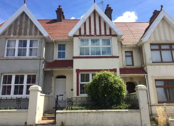 Thumbnail 3 bed terraced house for sale in Dartmouth Street, Milford Haven, Pembrokeshire