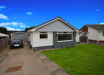 Thumbnail 3 bedroom detached bungalow for sale in Min Y Don, Abergele