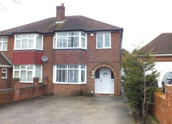 Thumbnail 4 bed semi-detached house to rent in The Drive, Earley, Berkshire