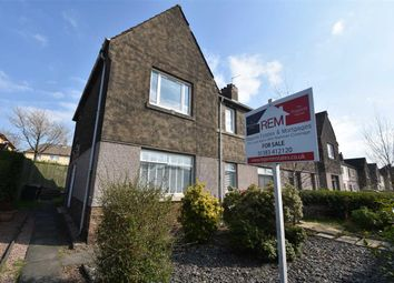 Thumbnail 3 bed flat for sale in Kings Road, Rosyth, Dunfermline