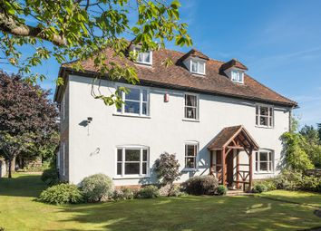 Thumbnail 5 bed detached house for sale in Church Lane, Peppard Common