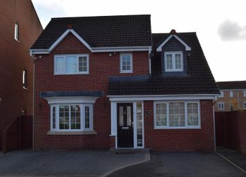 Thumbnail 5 bed detached house for sale in Lowry Gardens, Lowry Hill, Carlisle, Cumbria