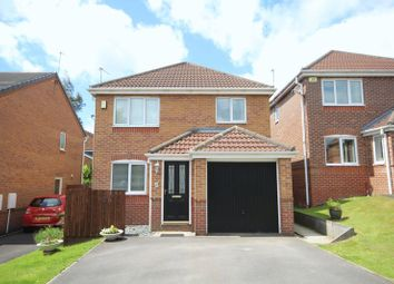 Thumbnail 3 bed detached house for sale in Heapfold, Norden, Rochdale