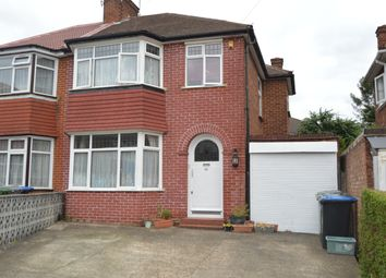 Thumbnail 3 bed semi-detached house for sale in Brinkburn Gardens, Edgware