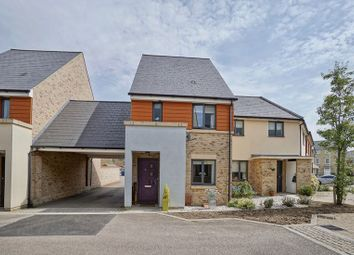 Thumbnail 2 bed end terrace house for sale in Fox Covert, St. Neots