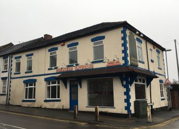 Thumbnail Retail premises for sale in 54-56, Anchor Road, Longton, Stoke-On-Trent
