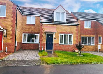 Thumbnail 3 bedroom semi-detached house for sale in Cemetery Road, Langold, Worksop