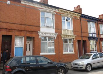 Thumbnail 3 bed terraced house for sale in Devana Road, Leicester