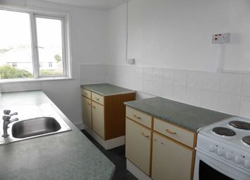 Thumbnail 2 bed flat to rent in Valley Road, Bude, Cornwall