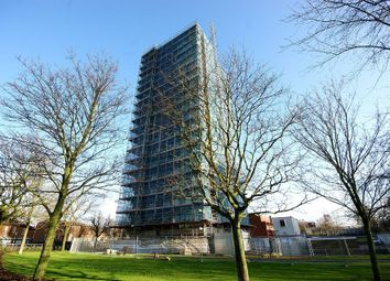 Thumbnail 2 bed flat for sale in Jodrell Road, London