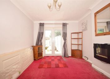 Thumbnail 3 bed semi-detached house for sale in Wood Avenue, Folkestone, Kent
