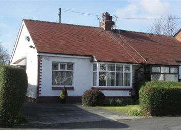 Thumbnail 2 bed bungalow to rent in Station Road, New Longton, Preston