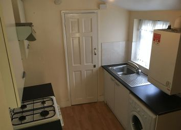 Thumbnail 1 bed flat to rent in Katherine Road, London