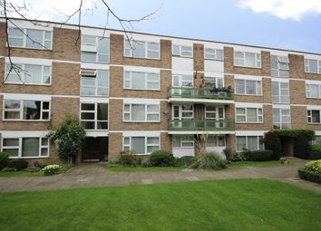 Thumbnail 2 bed flat for sale in Clivedon Court, London