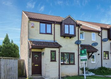 Thumbnail 3 bed end terrace house for sale in Brunel Way, Frome
