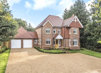 Thumbnail 5 bed detached house for sale in Church Lane, Frant, Tunbridge Wells, Kent