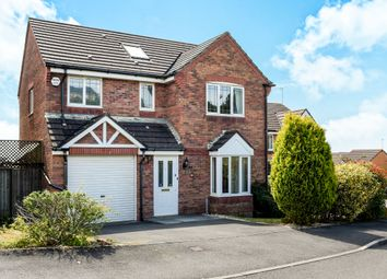 Thumbnail 5 bed detached house for sale in Gelyn-Y-Cler, Barry