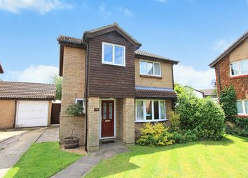 Thumbnail 4 bed detached house for sale in Balland Field, Willingham, Cambridge