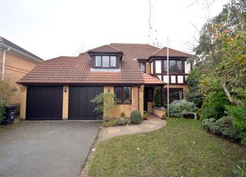Thumbnail 4 bed detached house for sale in Spruce Avenue, Loughborough, Leicestershire