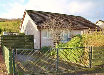 Thumbnail 1 bed semi-detached bungalow for sale in Leafield, Stranraer