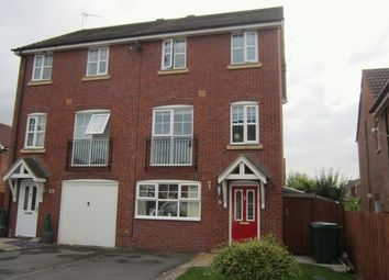 Thumbnail 3 bed semi-detached house for sale in Stradey Close, Morrisons Estate Binley, Coventry