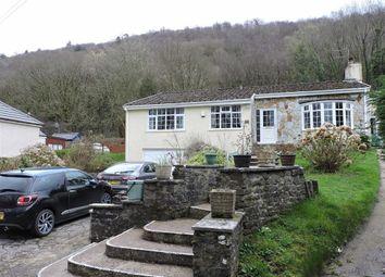 Thumbnail 4 bedroom detached bungalow for sale in Llwyndu Lane, Glais, Swansea