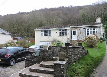 Thumbnail 4 bed detached bungalow for sale in Llwyndu Lane, Glais, Swansea