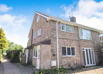 Thumbnail 4 bed maisonette for sale in Coniston Road, Leamington Spa