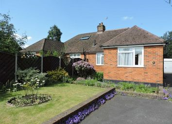 Thumbnail 2 bed semi-detached bungalow for sale in Rectory Lane, Byfleet, Surrey