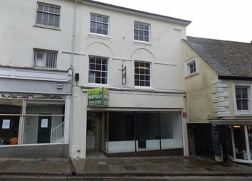Thumbnail Office to let in First Floor, 11, Market Place, Penzance, Cornwall