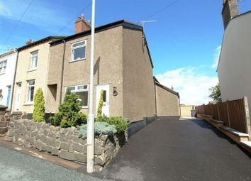 Thumbnail 2 bed terraced house for sale in Chapel Lane, Harriseahead, Stoke-On-Trent
