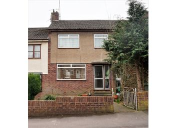 Thumbnail 3 bed terraced house for sale in Prospect Crescent, Kingswood