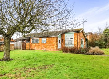 Thumbnail 3 bed detached bungalow for sale in Gardeners Road, Debenham, Stowmarket