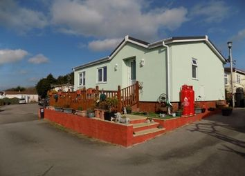 Thumbnail 2 bedroom mobile/park home for sale in Ringswell Park, Exeter, England