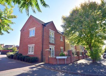 Thumbnail 2 bed flat for sale in Field Farm Close, Loughborough