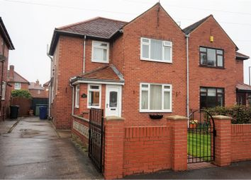 Thumbnail 3 bed semi-detached house for sale in Weston Road, Doncaster