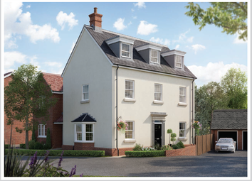 Thumbnail 4 bed semi-detached house for sale in The Alnwick, Hanwell View, Southam Road, Banbury