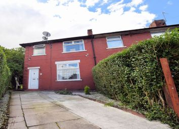 Thumbnail 3 bed terraced house for sale in Stirling Grove, Whitefield, Manchester