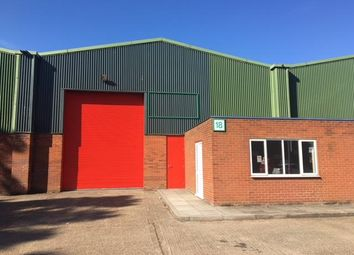 Thumbnail Light industrial to let in Murrayfield Road, Union Park, Fifers Lane, Norwich