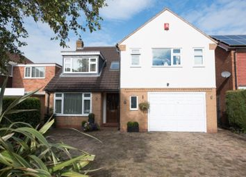 Thumbnail 4 bed detached house for sale in Streetly Crescent, Sutton Coldfield